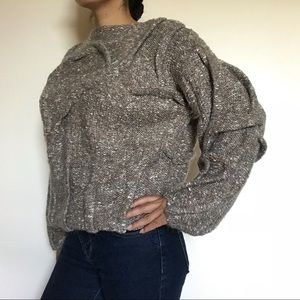 Vintage Bubble Sweater